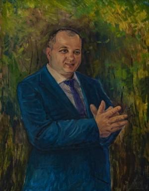 V. Brenzovych 'Luck', 2015