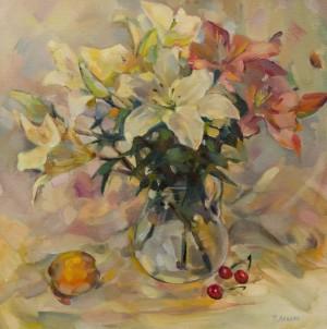 T. Levlias Still Life', 2012