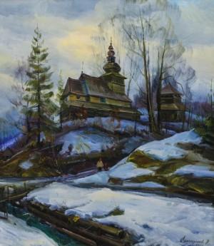Свалявчик В. Церква с. Розтока, 2007