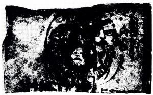 Slnko, 1971, litografia, 1971, 11X17