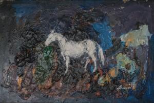 O. Lypchei. Horses