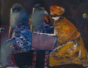 'Harem', 1999