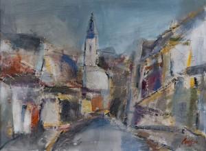 'Street In Brusno', 2011