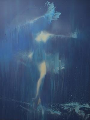 Танець під синій дощ 2016 п.а. 200х150