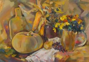 Левляс Т. 'Сонячна осінь', 2013