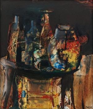 'Evening Comfort', 2002