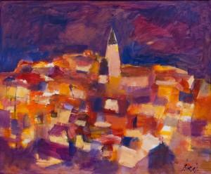 'Evening City', 2013