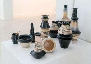 T. Litus potter's clay, glaze 2017 (2)