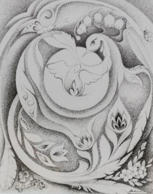 B. Vashkovych 'Garden Angel'
