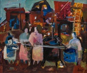 'Варіння леквару', 2010