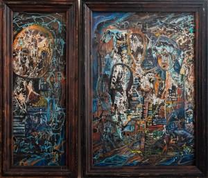 Диптих Метушня, 1995