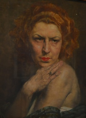 Portrait Of A Woman, 1928