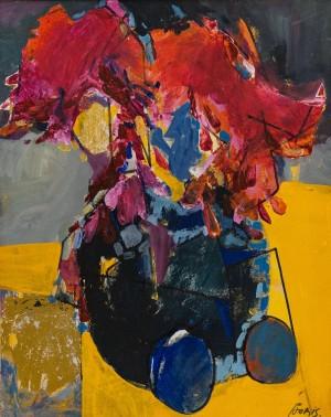 'Ваза з квітами', 2016