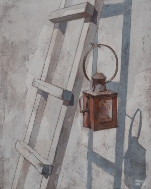 E. Prykhodko. Lantern, 2017