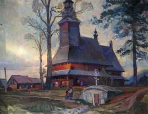 V. Skakandii. Church