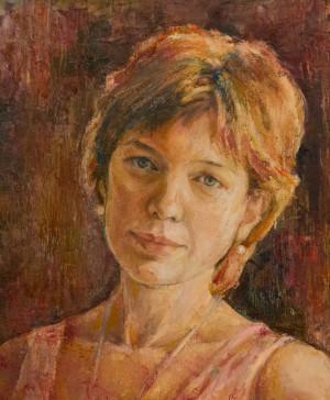 Манайло-Приходько В. 'Автопортрет', 2010