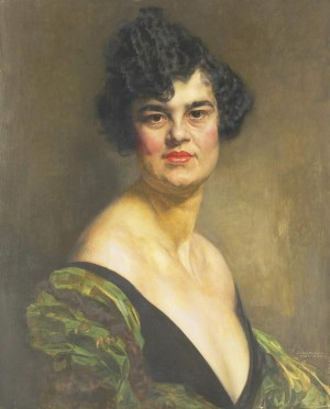 Portrait Of A Woman (2)