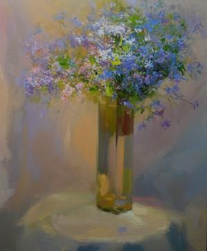 Whisper of the Light2015oil on canvas 85x70