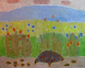 Untitled, 2011, 60х80