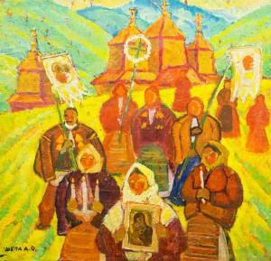 A. Shepa. Religious Procession