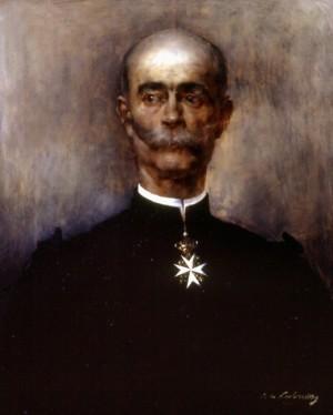 Портрет лицаря Мальти, 73х59,4