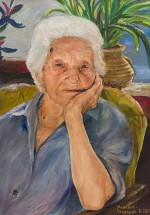 V. Manailo-Prykhodko My Grandmother Irma', 2006