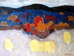 Карпатський краєвид, 2008