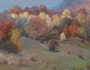 L. Slobodska. Autumn Palette