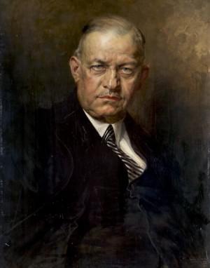 Портрет мужчини, 1936
