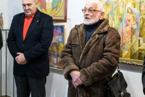 CHRISTMAS ART EXHIBITION IN UZHHOROD