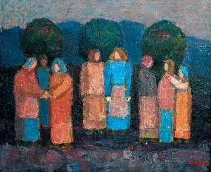 Розмова, 1993