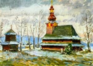 Шолтес З. Колочава – Імшад, 1984
