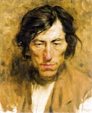 Чоловічий портрет, 1936