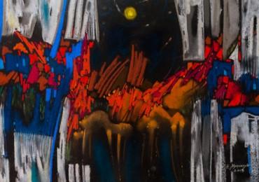 «Аромат пастелі» можна побачити в Ужгороді в галереї «АРТ-ПРО»
