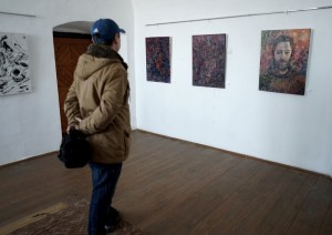 "EXHIBITION OF YOUNG ARTISTS IN MUKACHEVO CASTLE ""PALANOK"""