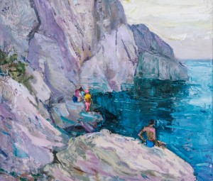 THE CRIMEA THROUGH THE EYES OF PAINTERS