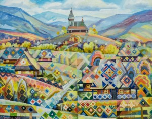 ANATOLII SAKALOSH. 60 WORKS TO THE 60TH ANNIVERSARY
