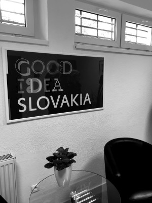 EXHIBITION AT THE SLOVAK CONSULATE