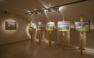 Personal exhibition in Budapest