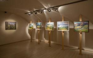 Персональна виставка в Будапешті