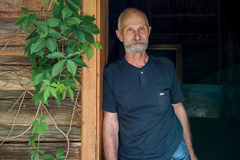Віталій Слободський: «Для мене кожен мазок пензлем у картині – не випадковий»