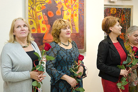 """Vereta"" exhibition in Rivne"
