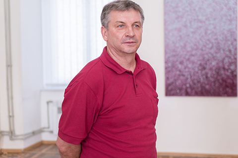 VASYL BOBITA PRESENTED HIS PERSONAL EXHIBITION IN UZHHOROD