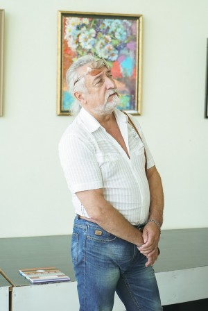 MYKOLA KACHUR PRESENTED PAINTING EXHIBITION IN UZHHOROD