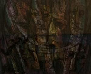 N. Sima Tibetan girl