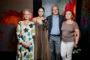 "A project of contemporary Transcarpathian art ""Goodbye, Word!"" presented in Kyiv"