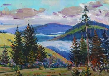 Personal exhibition of Dmytro Mitsovda