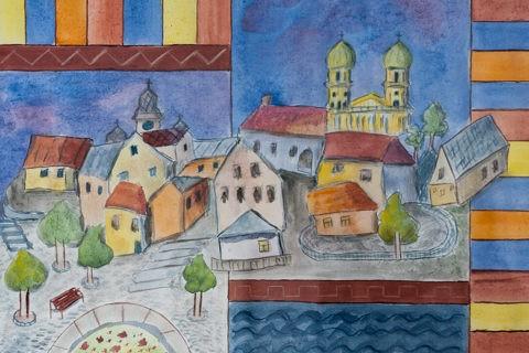 """The Philosophy of Ornament"" by Olha Hal and Anastasiia Moshkola"