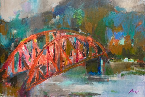 "EXHIBITION ""BRIDGES"" IN UZHHOROD"
