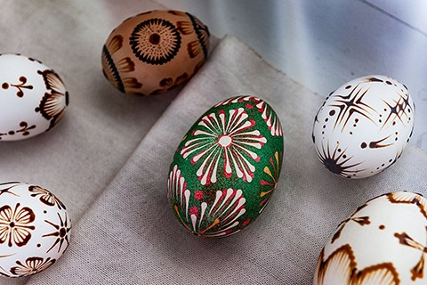 "EXHIBITION ""THE WORLD OF PYSANKA – 2018"" IN THE TRANSCARPATHIAN MUSEUM OF FOLK ARCHITECTURE AND LIFE"